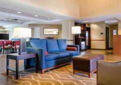 Comfort Inn and Suites Biloxi-DIberville - Biloxi - Σαλόνι ξενοδοχείου