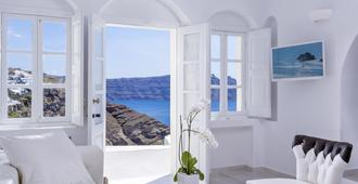 Canaves Oia Suites - Fira - Sala de estar