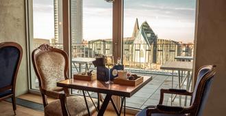 Felix Suiten im Lebendigen Haus am Augustusplatz - Leipzig - Restaurante