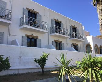 Joanna Apart-hotel - Grikos - Building