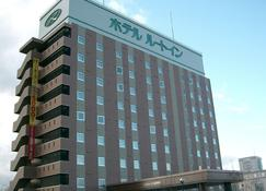 Hotel Route-Inn Aizuwakamatsu - Aizuwakamatsu - Κτίριο