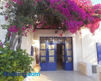 Paradise Apartments Studios - Mylopotas - Gebouw