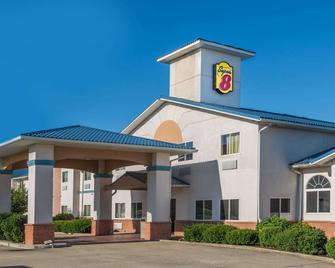 Super 8 by Wyndham Martinsville - Martinsville - Building