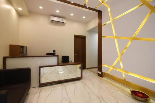 Hotel Address Inn - Mumbai - Lễ tân