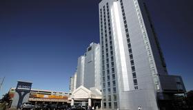 Oakes Hotel Overlooking the Falls - Niagarafallene - Bygning