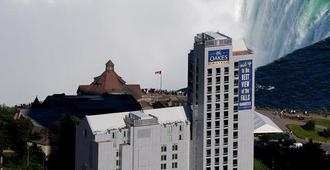 The Oakes Hotel Overlooking the Falls - Niagara Falls - Toà nhà