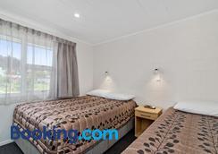 Cleveland Thermal Motel - Rotorua - Bedroom