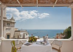 Villa Flavio Gioia - Positano - Balkon