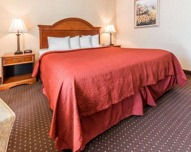 Quality Inn & Suites Conference Center Across from Casino - Erie - Bedroom