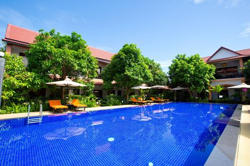 Central Boutique Angkor Hotel - Siem Reap - Pool