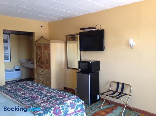 Forest Hill Inn - Hazleton - Bedroom