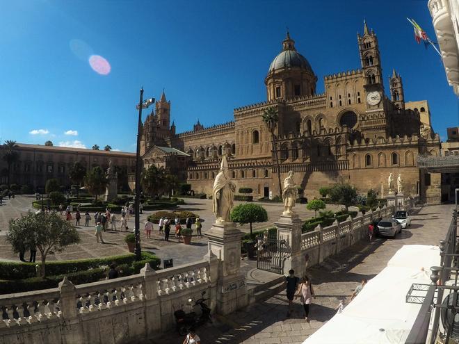 I Vicini della Cattedrale - Palermo
