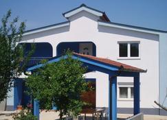 Pansion Rajic - Medjugorje - Edifício