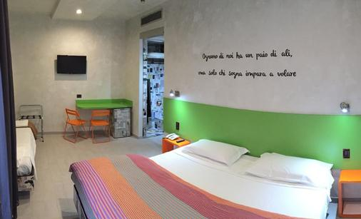 Hotel 38 - Milan - Bedroom