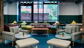 Jurys Inn Manchester City Centre - Manchester - Lounge