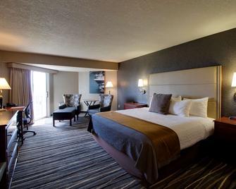 Best Western Harbour Pointe Lakefront - Saint Ignace - Bedroom