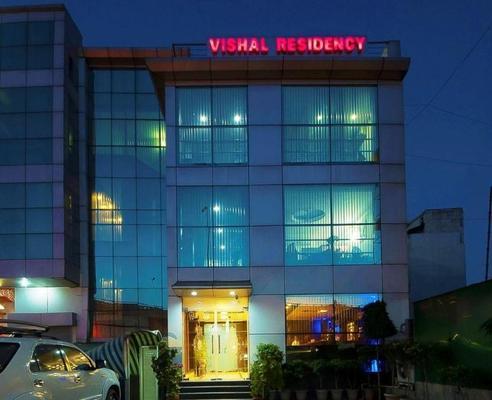 Airport Hotel Vishal Residency - New Delhi - Toà nhà
