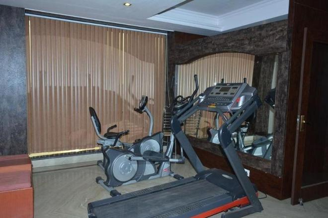 Airport Hotel Vishal Residency - New Delhi - Gym