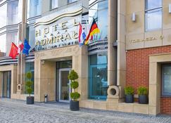 Hotel Admiral - Gdansk - Edificio