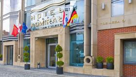 Hotel Admiral - Danzig - Gebäude