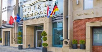 Hotel Admiral - Γκντανσκ - Κτίριο