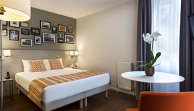 Citadines Antigone Montpellier - Montpellier - Bedroom