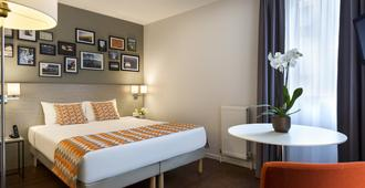 Citadines Antigone Montpellier - Montpellier - Phòng ngủ