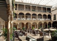 洛維拉達宮酒店 - 阿比拉 - 阿維拉 - 天井