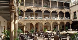 Palacio de los Velada - אבילה - פטיו