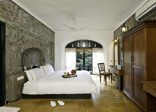 Sparsa Thiruvannamalai - Tiruvannāmalai - Bedroom