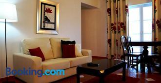 Baluarte da Vila Apartments - Lagos - Sala de estar