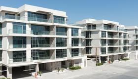 Lux Bnb Polo Residencces- Meydan - Dubái - Edificio