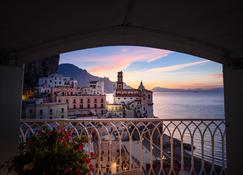 Palazzo Ferraioli - Hotel & Wellness - Atrani - Balcony