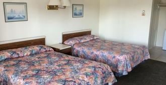 Embassy Motel - Kingston - Bedroom