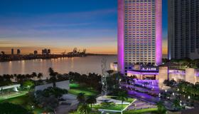 Intercontinental Miami - Miami - Building