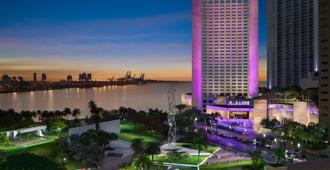 Intercontinental Miami - Miami - Gebäude