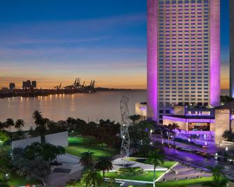 Intercontinental Miami - Miami - Byggnad