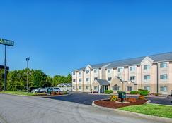 Quality Inn & Suites - Bristol - Rakennus