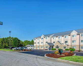 Quality Inn & Suites - Bristol - Building
