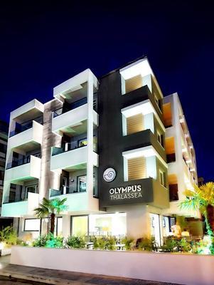 Olympus Thalassea Hotel - Paralia - Rakennus