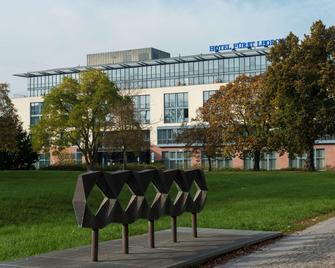 Radisson Blu Furst Leopold Hotel, Dessau - Dessau - Edificio