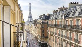 Elysees Union Hotel - Παρίσι - Θέα στην ύπαιθρο