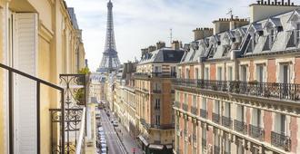 Elysees Union Hotel - פריז - נוף חיצוני