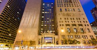 Intercontinental Chicago Magnificent Mile, An Ihg Hotel - Chicago - Bygning