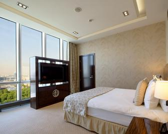 Crowne Plaza Moscow - World Trade Centre - Moscow - Bedroom