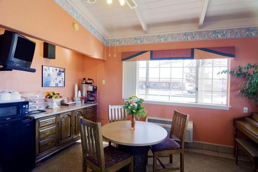Americas Best Value Inn & Suites Oroville - Oroville - Speisesaal