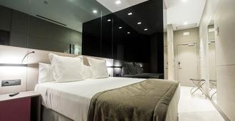 نجرسكو برنسس - برشلونة - غرفة نوم
