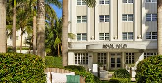 Tribute Portfolio Resort Royal Palm South Beach Miami - Bãi biển Miami - Toà nhà