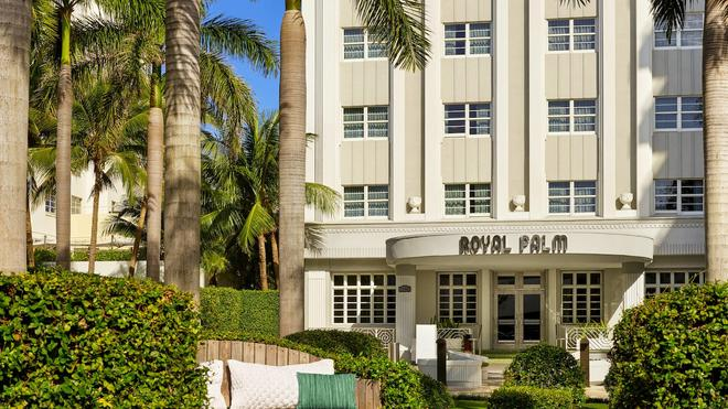 Tribute Portfolio Resort Royal Palm South Beach Miami - Miami Beach - Building