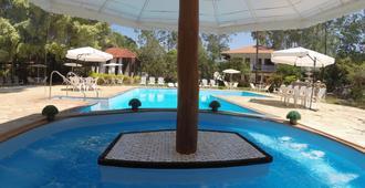 Hotel Pousada Bonsai - Bonito - Bể bơi